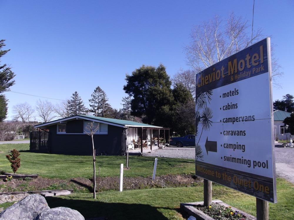 Cheviot Motel & Holiday Park