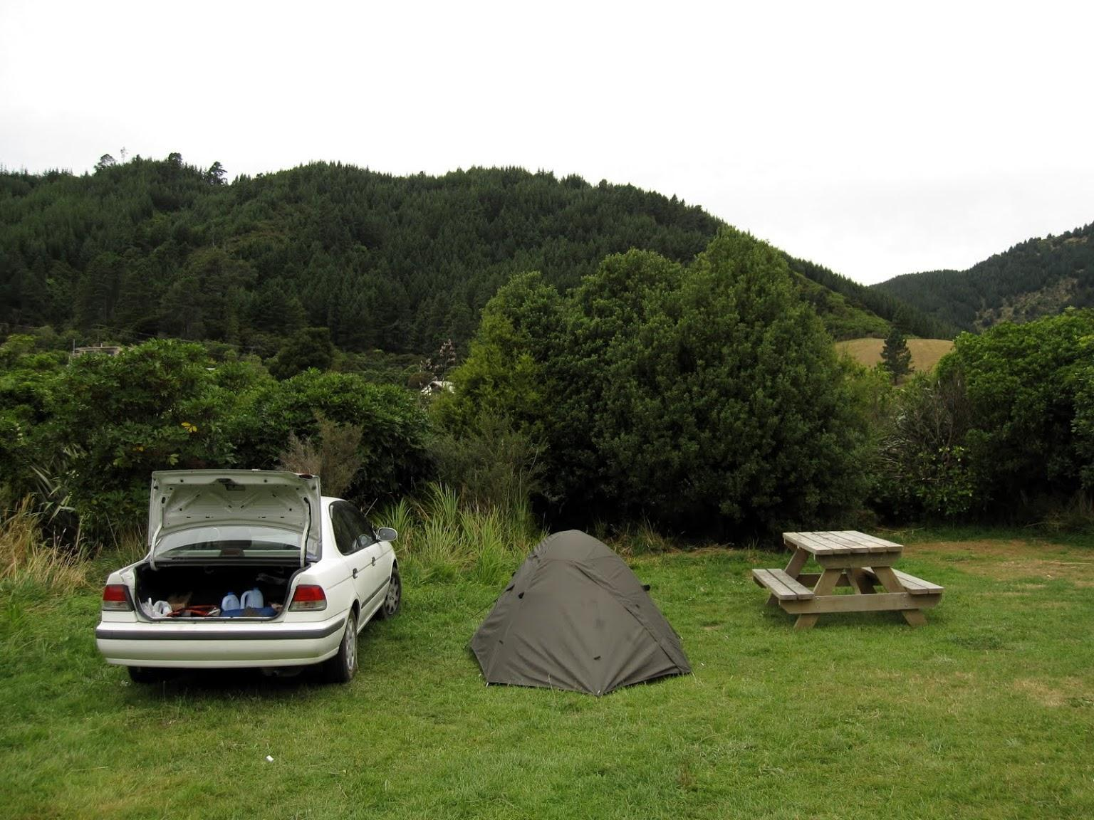 Whatamango Bay Campsite