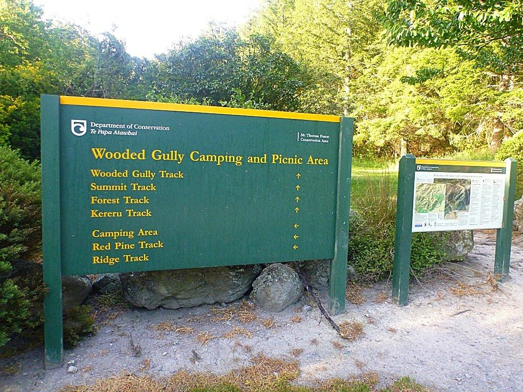 Wooded Gully Campsite
