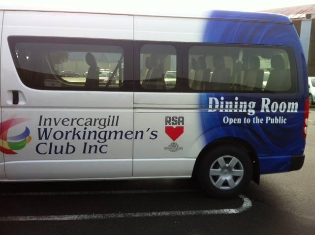 Invercargill Workingmens Club Inc
