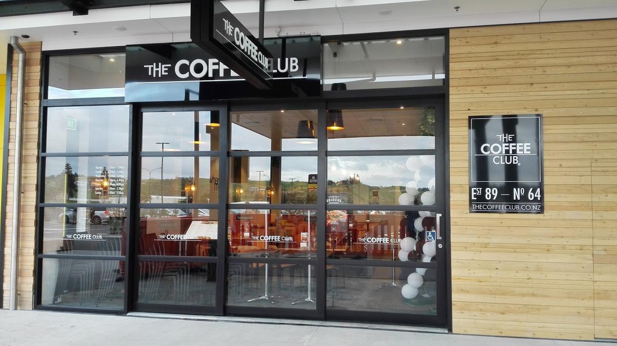 The Coffee Club Tauriko