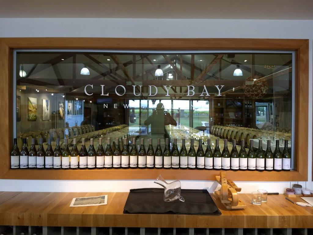 Cloudy Bay Vineyards