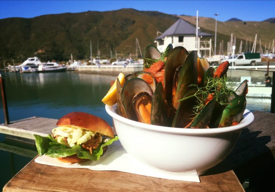 Slip Inn Cafe & Restaurant
