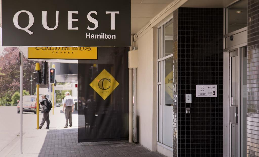 Quest Hamilton