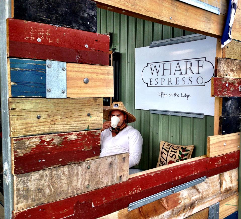 Wharf Espresso