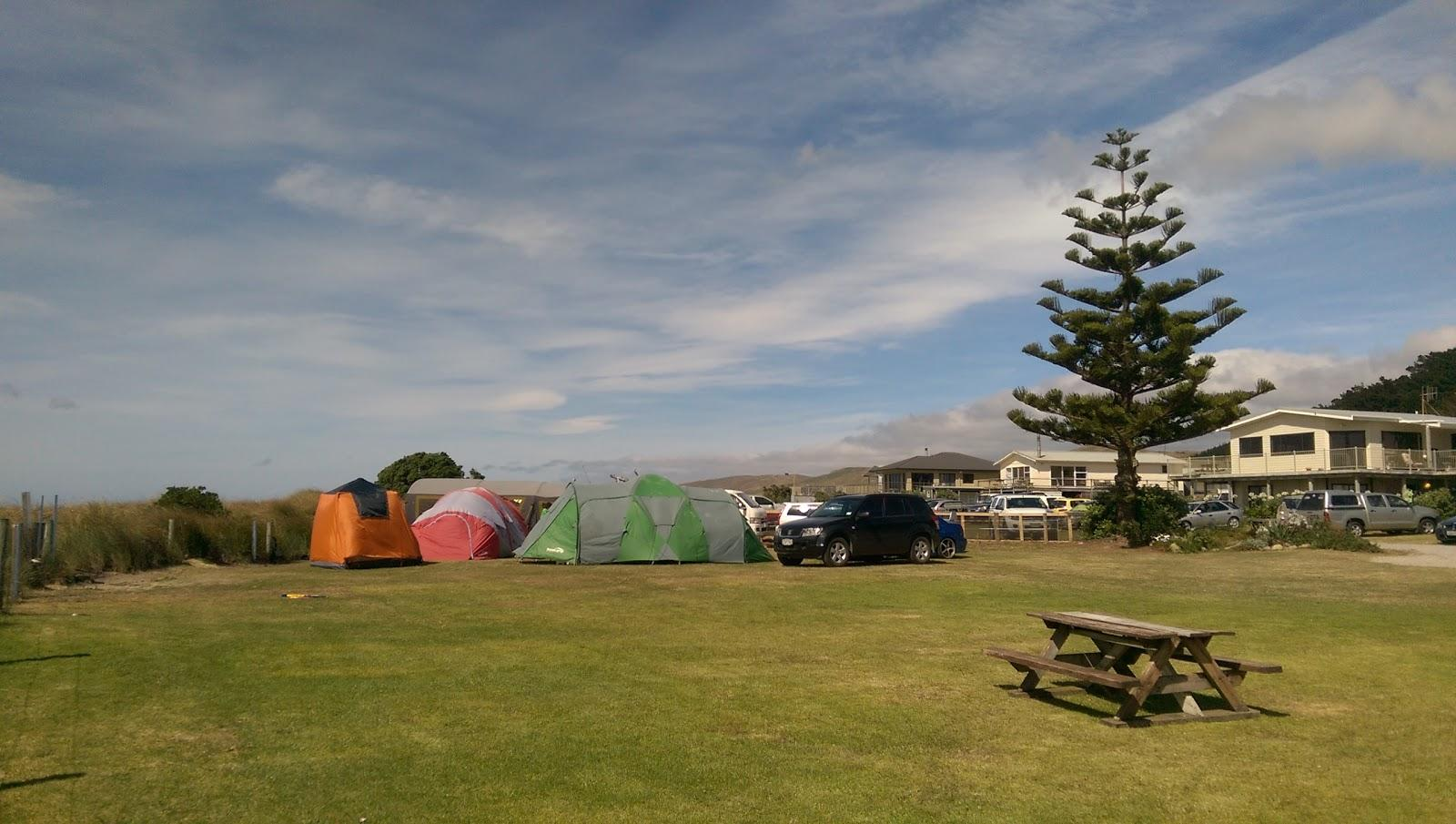 Akitio Camping Ground