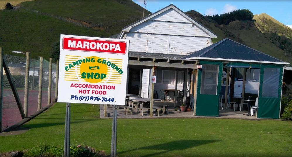 Marokopa Camping Ground & Village Snack Bar