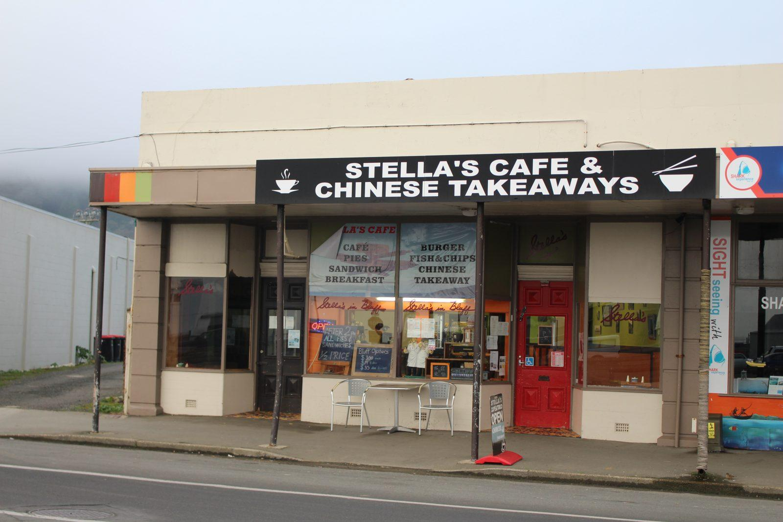 Stella's In Bluff