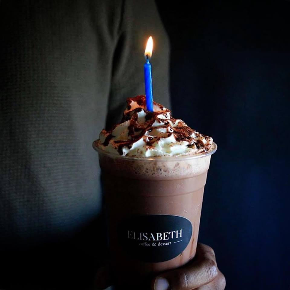 ELISABETH - coffee & dessert