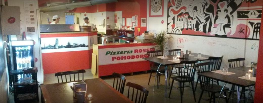 Pizzeria Rosso Pomodoro