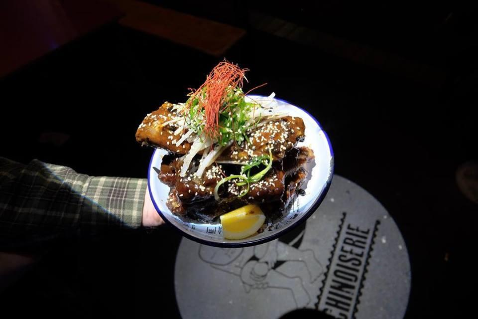 Chinoiserie Bar and Eatery