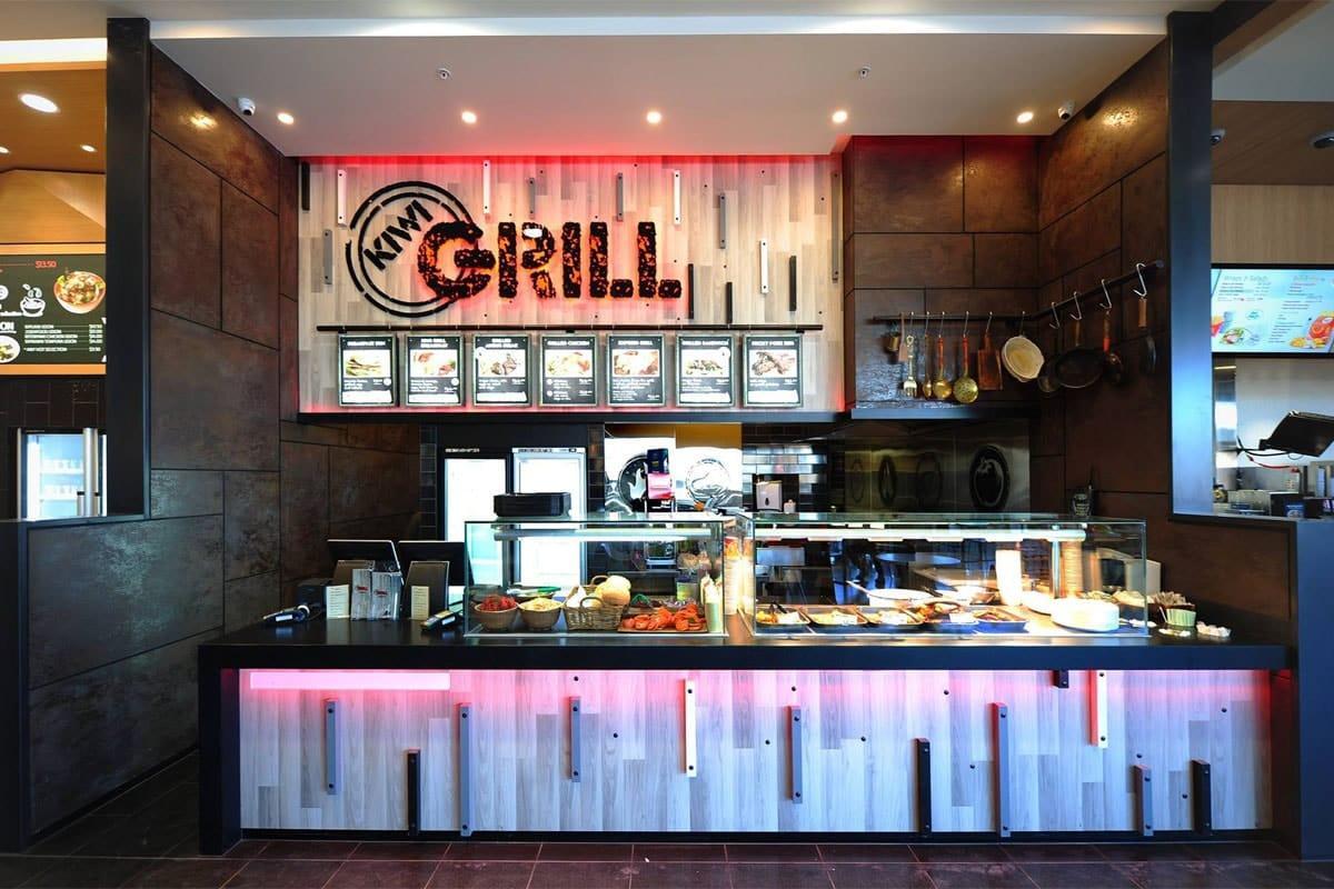 Kiwi Grill