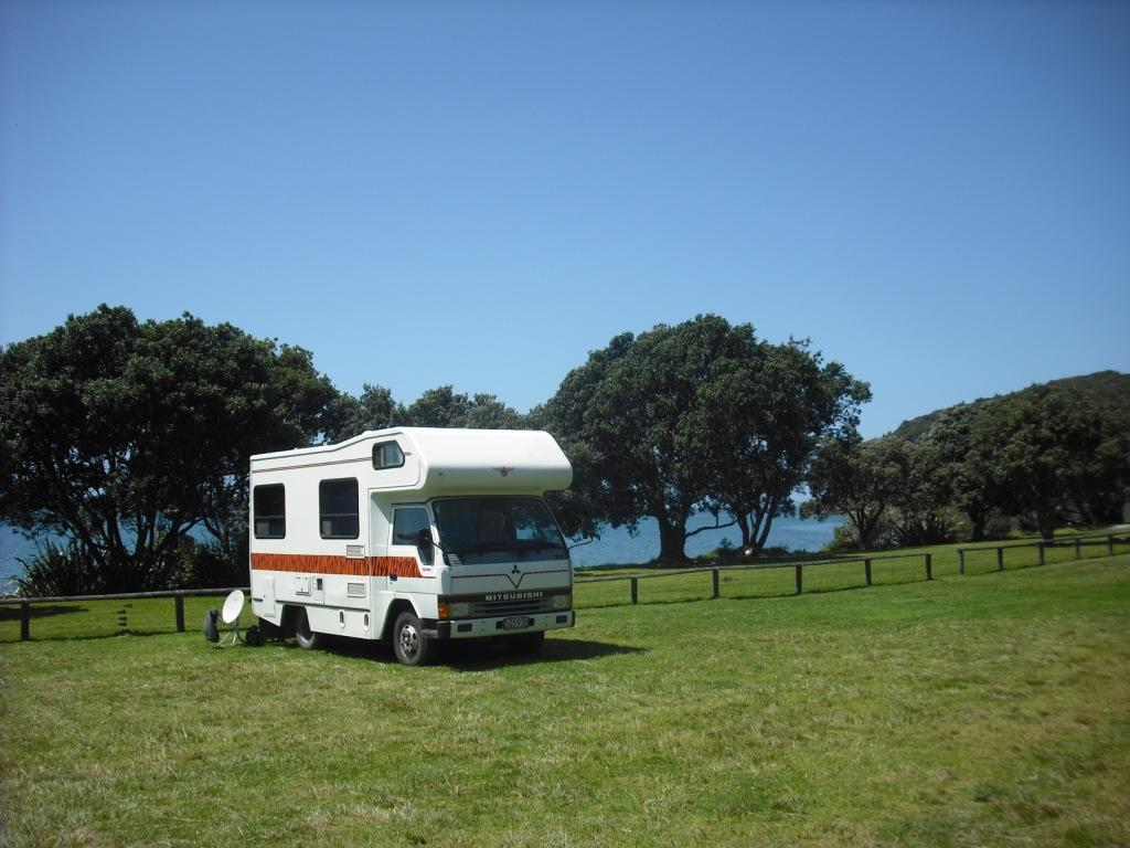 Sullivan's Bay Campground