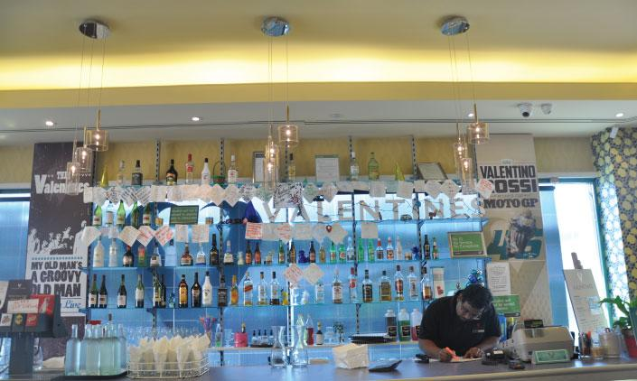 Valentines Buffet Restaurant & Bar