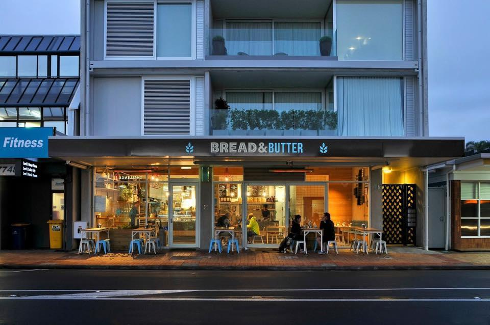 Bread & Butter Bakery and Cafe