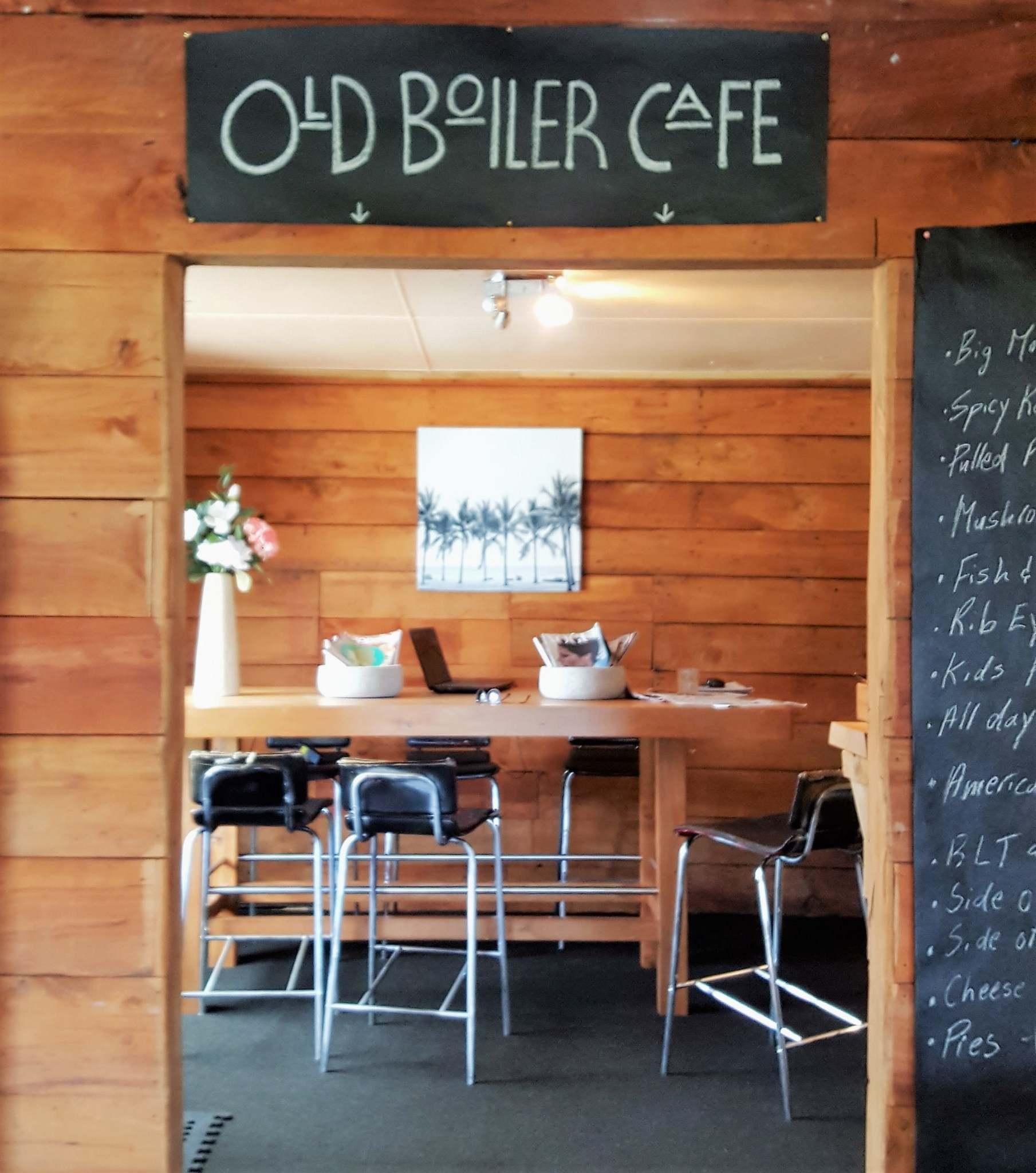 Old Boiler Tavern & Cafe