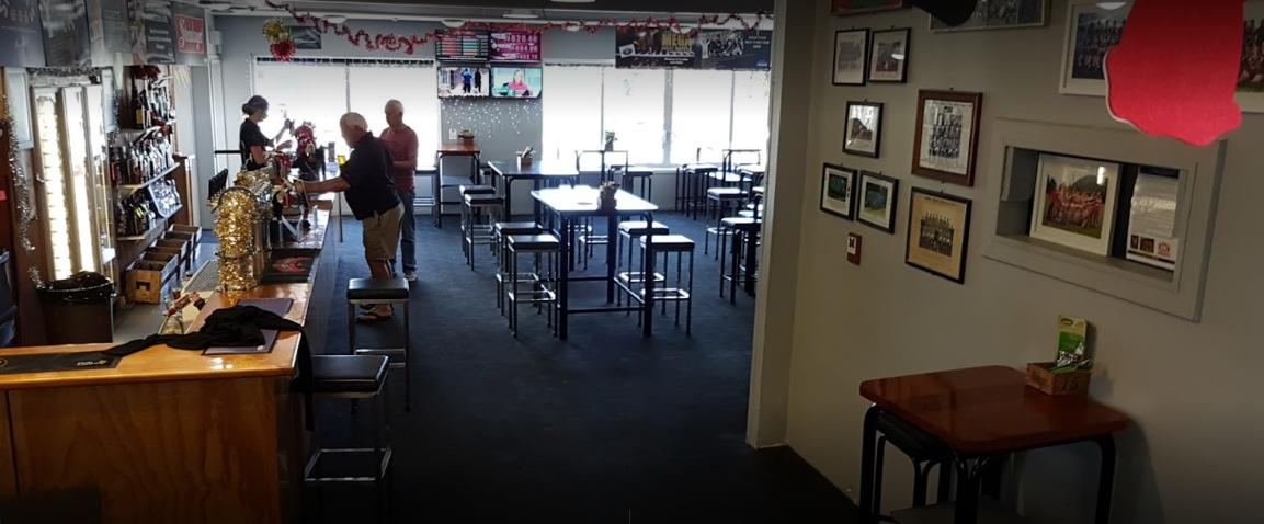 The Australasian Bar & Armadillos Restaurant