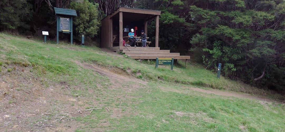 Bay of Many Coves Campsite