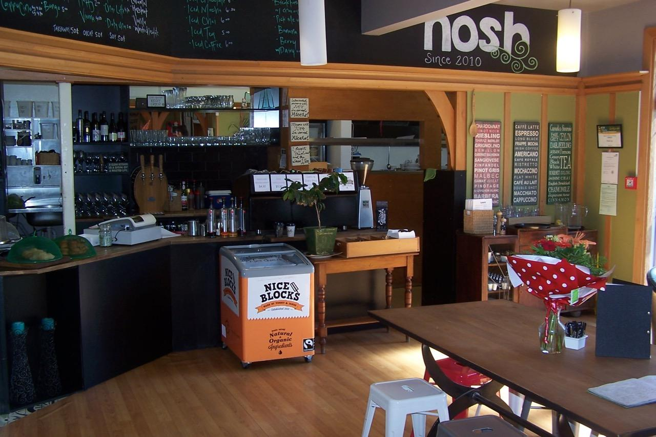 Nosh Cafe - Ashburton