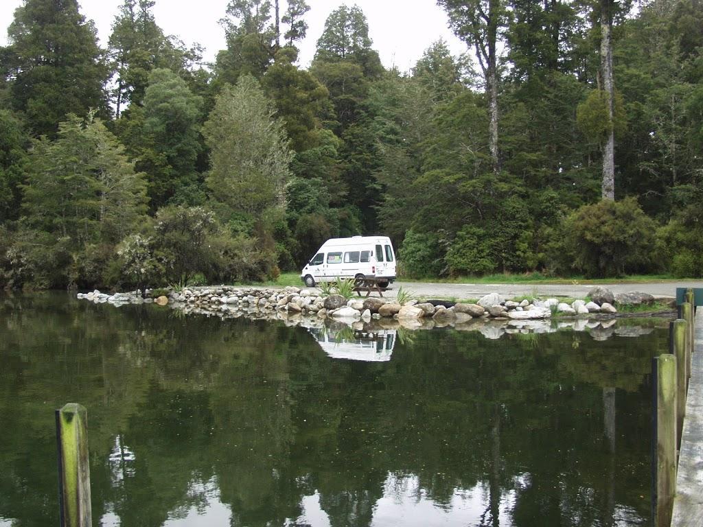 Lake Rotoroa Campsite
