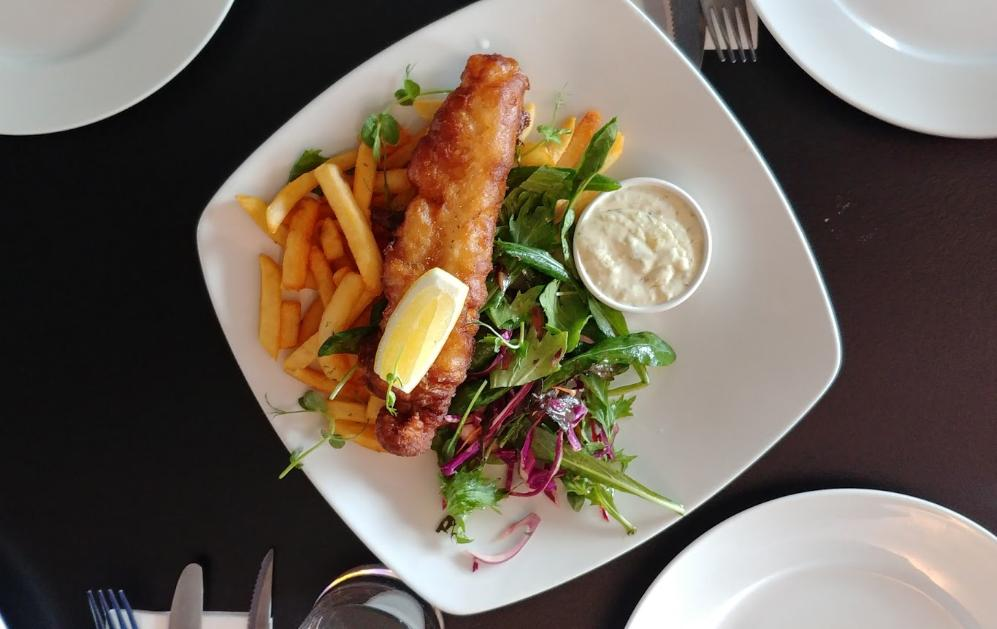 Prime Waterfront Restaurant & Bar