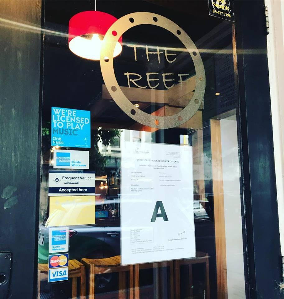 The Reef Seafood Restaurant & Bar