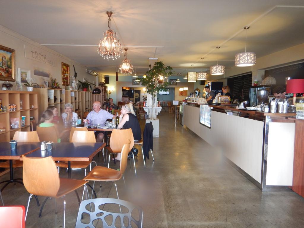 Taste Cafe - Taupo