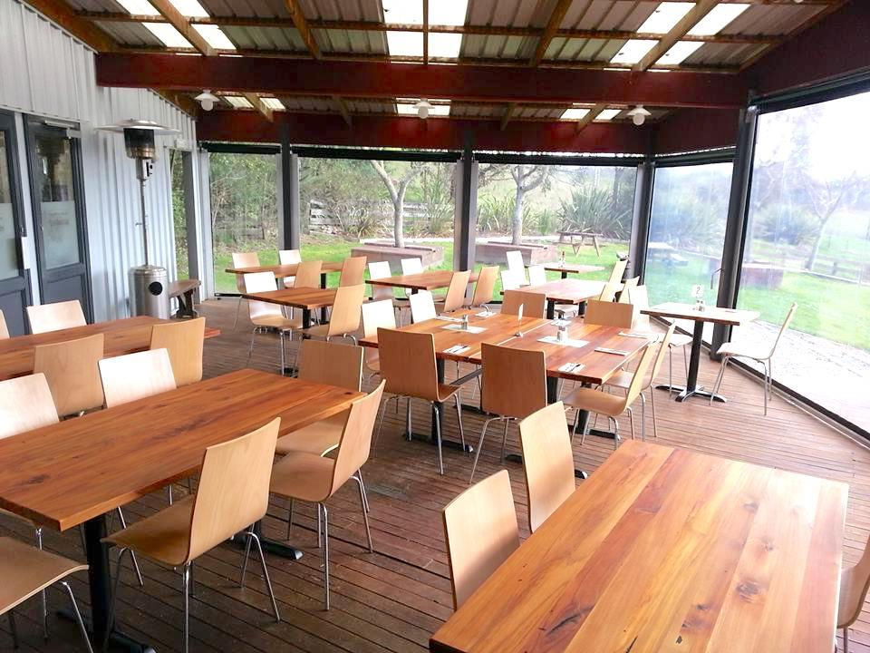 Moutere Hills Winery, Restaurant & Bar