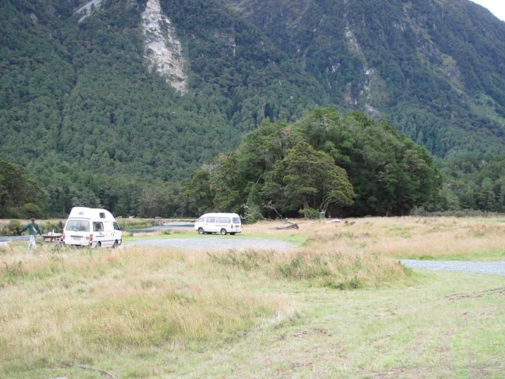 Deer Flat Campsite