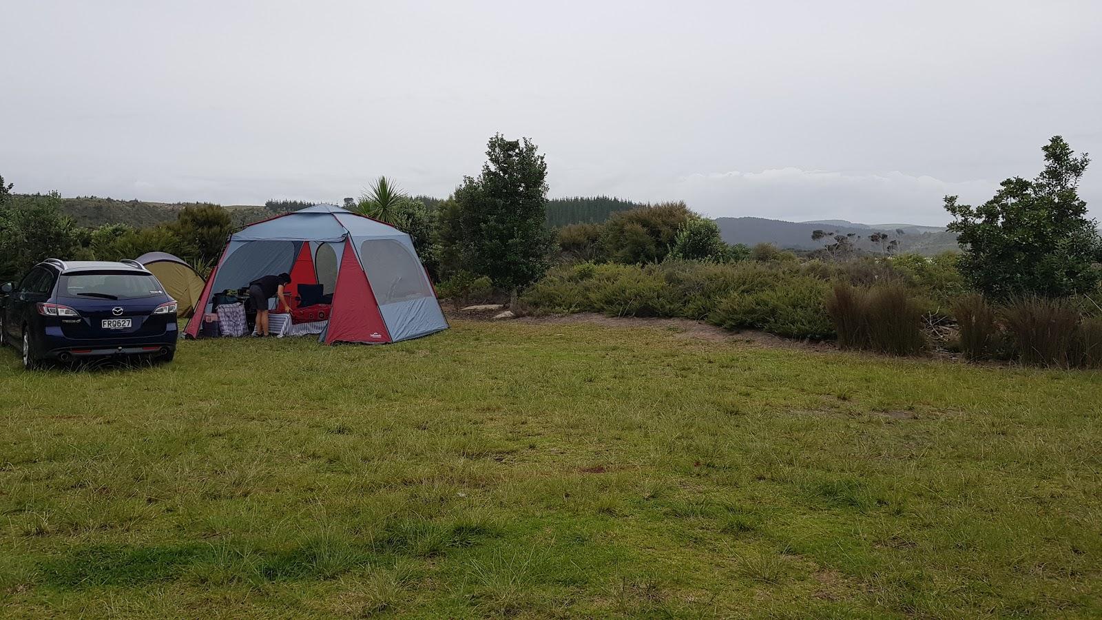 Kai Iwi Lakes Campsite - Promenade Point