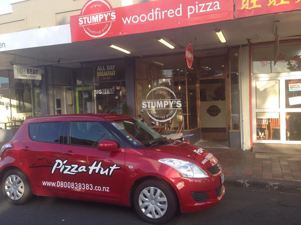 Stumpy's Pizza
