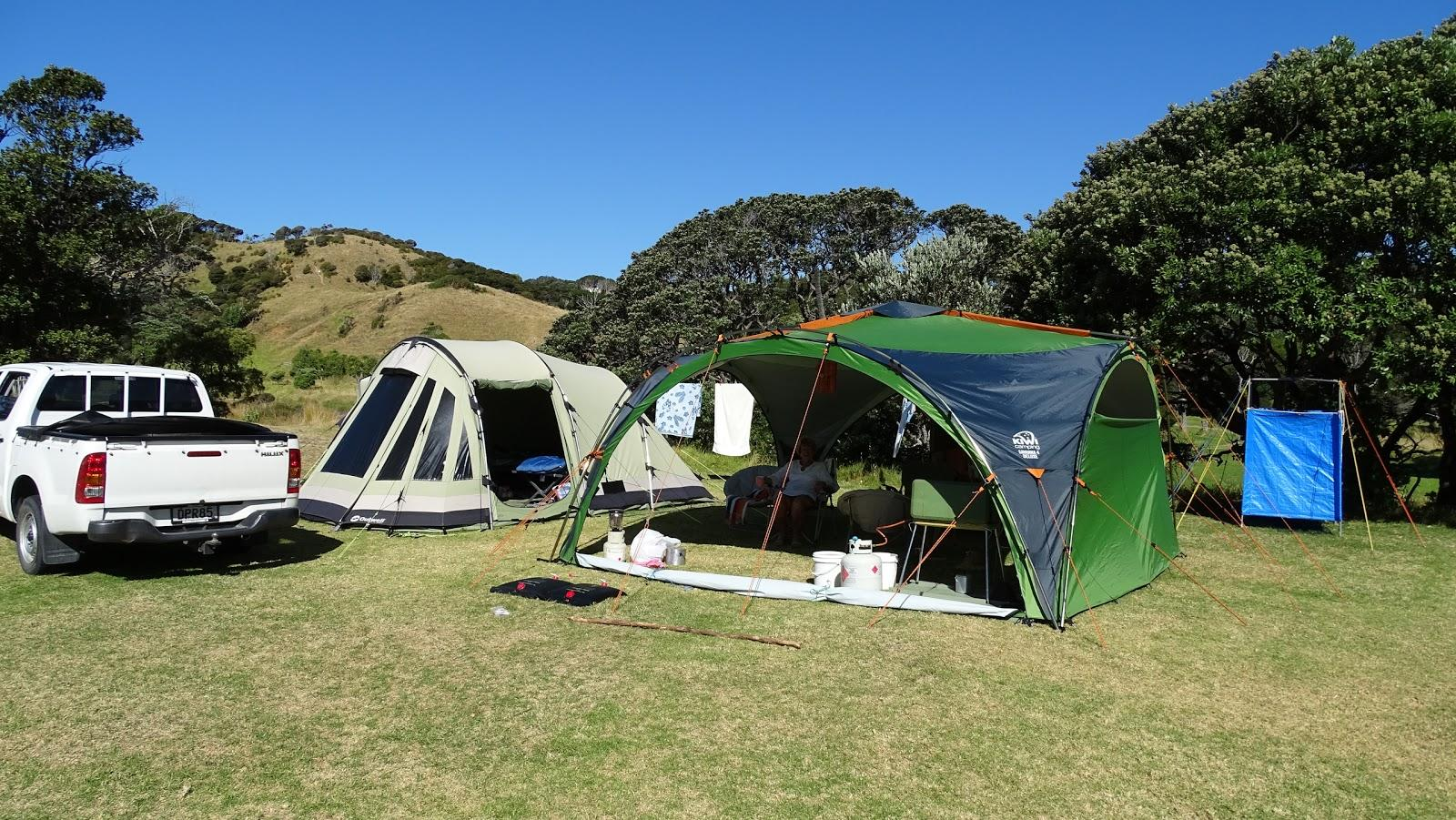 Otautu Bay Farm Camp