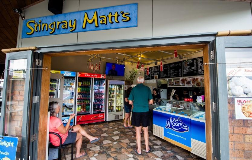 Stingray Matts