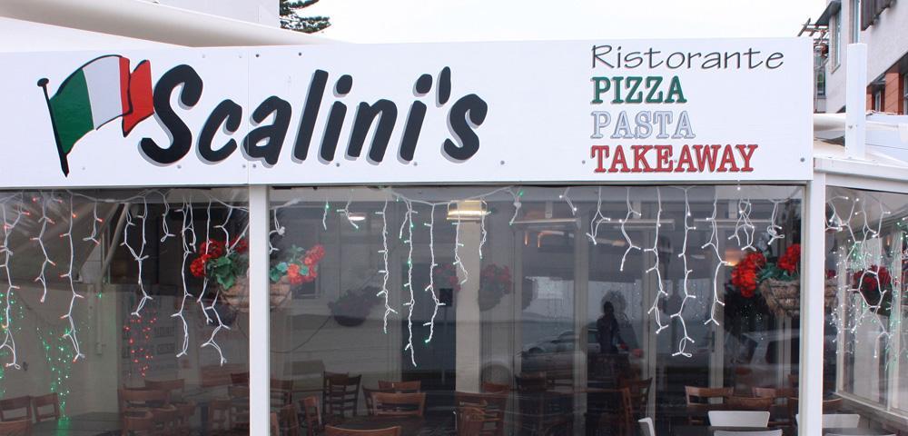 Scalini's Italian Restaurant & Pizzeria
