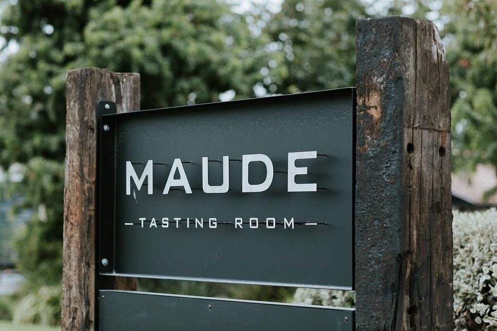 Maude Wines - Tasting Room