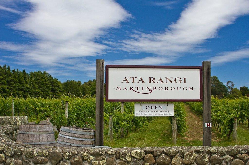 Ata Rangi - Vineyard & Winery