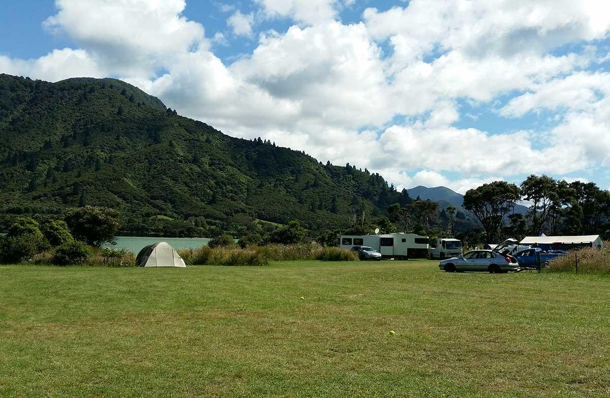 Kenepuru Head Campsite