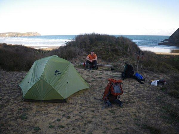 Twilight Campsite
