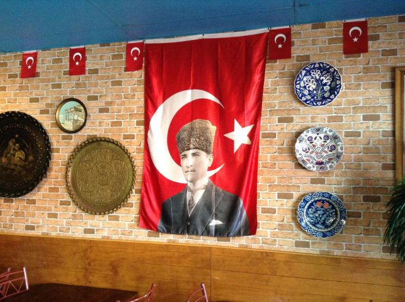 Turkish Delight Restaurant & Cafe