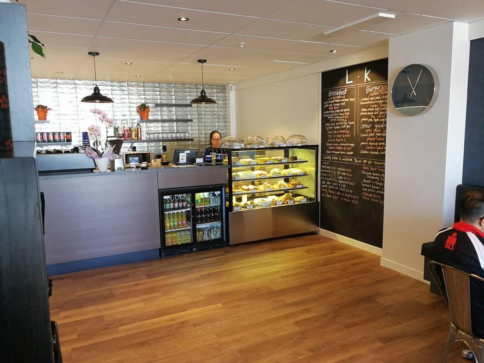 L.K. Coffee Hub