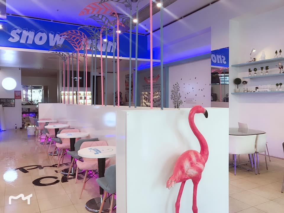 Snowman Cafe - Auckland