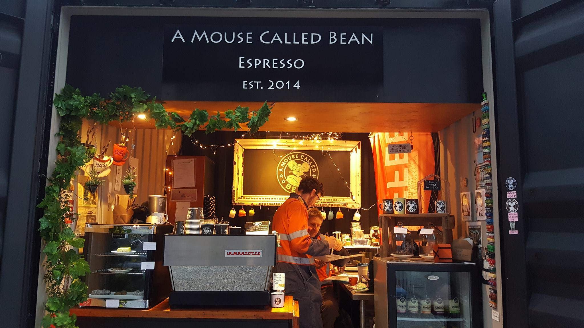 Mouse Called Bean