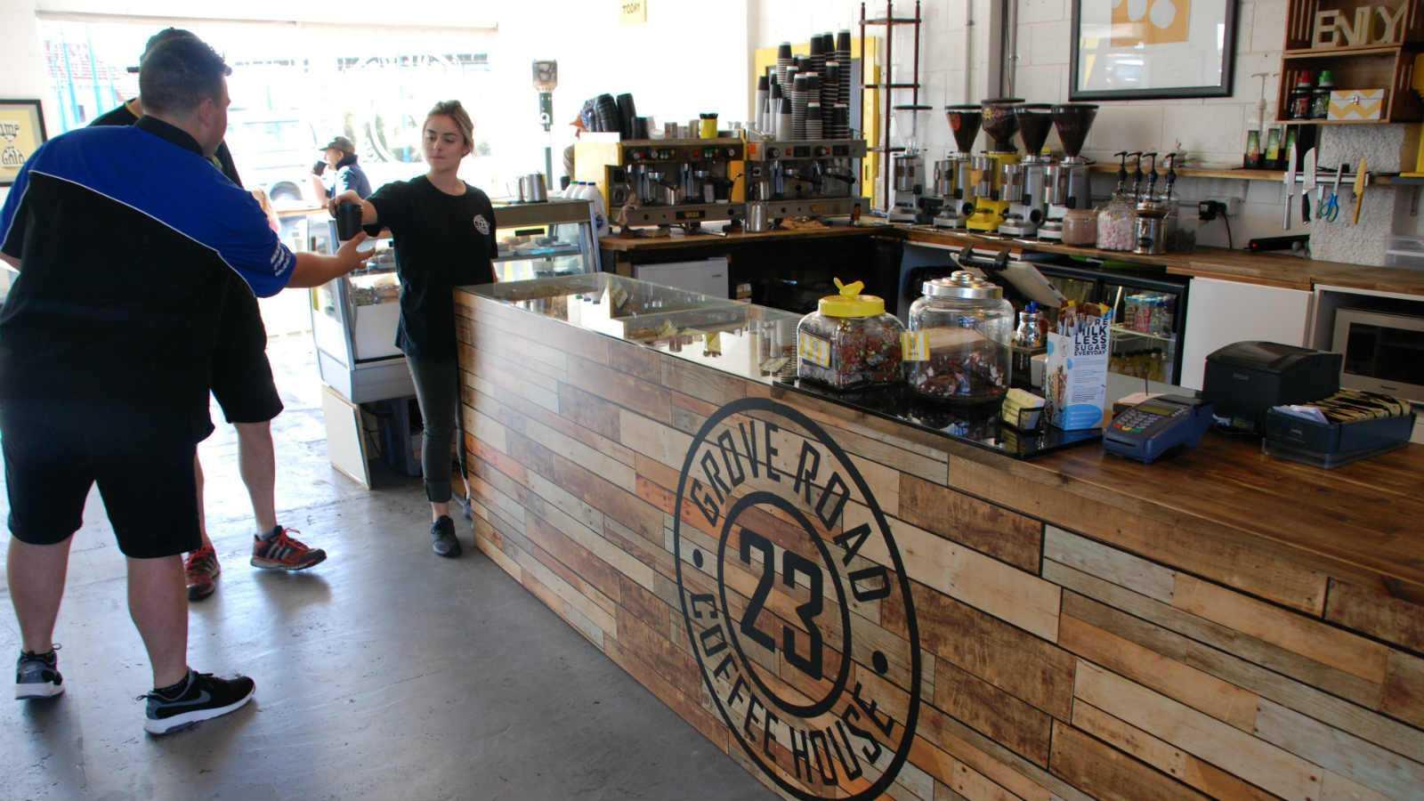 23 Grove Road Coffee House