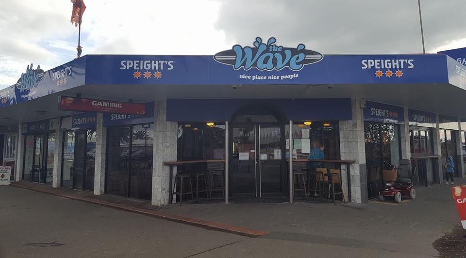 The Wave Bar