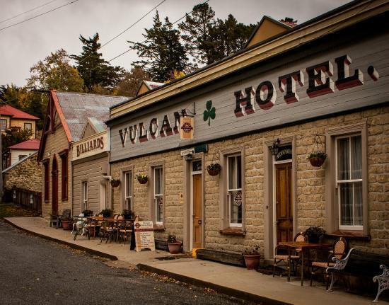 Vulcan Hotel