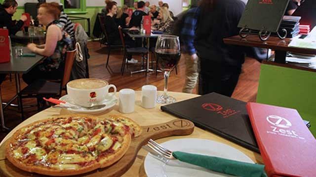 Zest Pizza Restaurant and Bar