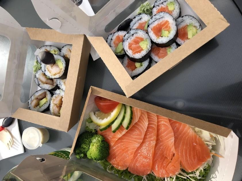 Zen Sushi & Dumplings