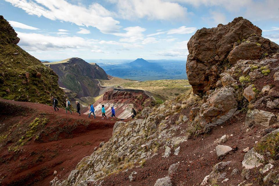 Kaitiaki Adventures - Guided Tours of Mt Tarawera Crater Walk