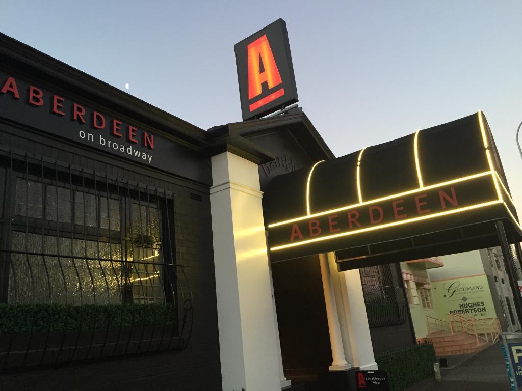 Aberdeen on Broadway