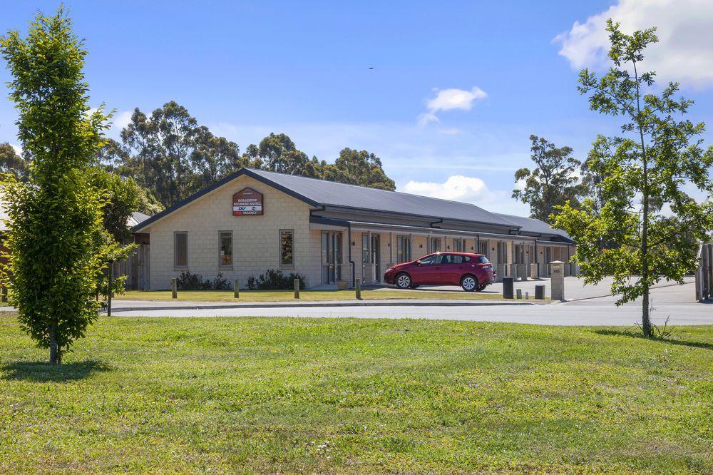 Rolleston Highway Motel